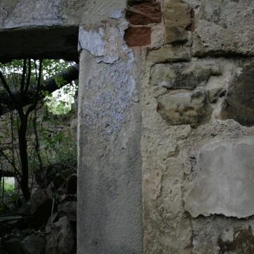 Taková ruina… jak se tu spí?